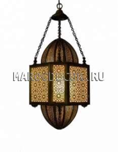 Восточный марокканский светильник арт.-12