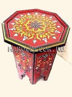 Столик  с росписью восточном стиле арт.Tb-213