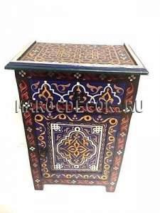Марокканская тумбочка арт.BR-25