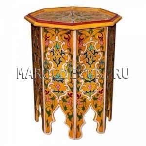 Восточный столик с росписью арт.TB-219