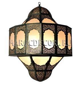 Марокканский подвесной светильник арт.106