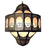 Восточный подвесной светильник арт.106
