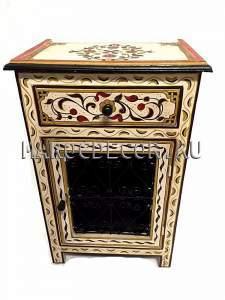 Марокканская тумбочка арт.BR-31