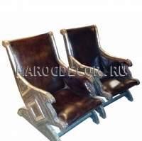 Кресло в восточном стиле арт.MAR-31