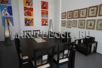 Обеденный стол и стулья в марокканском стиле арт.TAB-301
