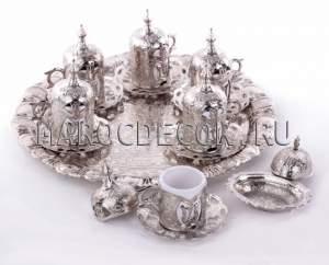 Восточный кофейный набор арт.TEA-SET-7