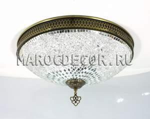 Светильник  мозаичный потолочный арт.СМ-040/2