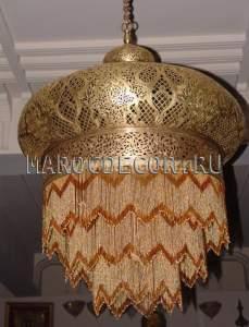 Марокканская люстра арт. PACHA-BEIGE