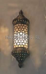 Восточный светильник для хамама арт.WY-172GM