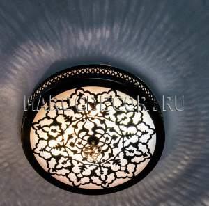 Потолочный светильник для хамама арт.W-122/45, все для хамама