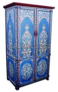 Платяной шкаф в восточном стиле арт.PLC-01