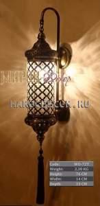 Восточный светильник настенный арт.WО-72Т