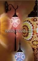 Светильник мозаичный настенный арт.WM-PX03
