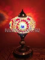 Восточная мозаичная лампа арт.КM-23/г