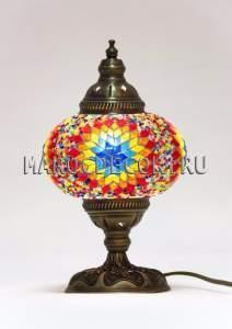 Восточная  мозаичная лампа арт.ТМ-015
