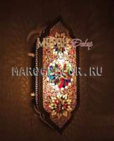 Настенный светильник  мозаичный арт.WM-Y-20C