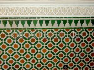 Марокканская мозаика арт. ZEL-13