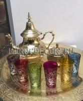 Марокканский чайный набор арт.TEA SET-18