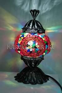 Восточная мозаичная лампа арт.TFM-012/1