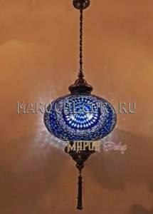Светильник мозаичный турецкий арт.HMU-040