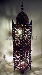 Марокканский фонарь арт.Lant-77