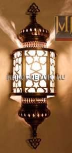 Восточный светильник для хамама арт.W-140GM