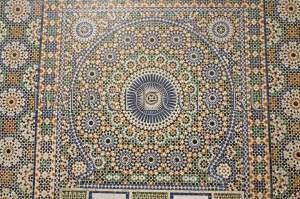 Марокканская мозаика  арт. ZEL-11