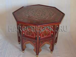 Журнальный столик в марокканском стиле арт.TB-222