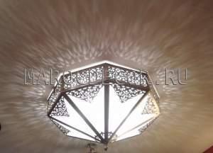 Марокканская люстра арт.Lant-101