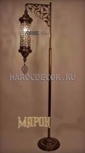 Лампа  торшер восточная арт. FOl-A-173