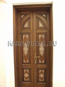 Дверь в восточном стиле арт.MD-20
