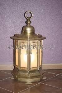 Марокканский фонарь арт.Lamp-81