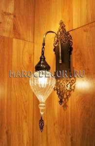 Восточный светильник настенный арт.WY-310L
