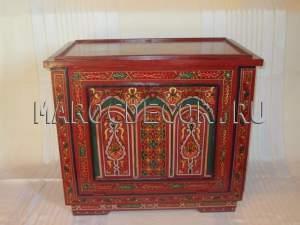Тумбочка в марокканском стиле арт.BR-32