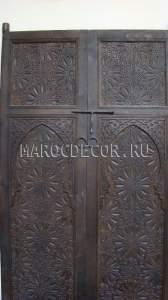 Марокканская резная дверь арт.MD-17