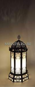 Восточная лампа-торшер арт. LY-141, магазин восточных светильников Марокдекор