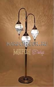 Восточная лампа- торшер арт. FO-33LY-3