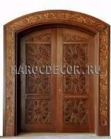 Резная марокканская дверь арт.MD-32