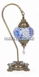 Восточная настольная лампа арт.КМ-012L/1