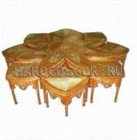 Восточные столики(комплект)арт..Tb-102