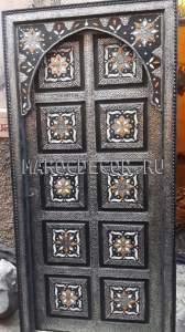 Марокканская дверь арт.MD-37