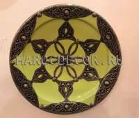 Марокканская тарелка арт.AS-48