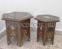 Столики в восточном стиле арт.TB-100/2