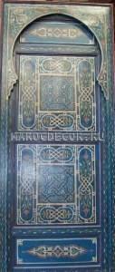 Марокканская дверь арт.MD-29