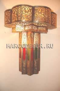 Марокканский светильник арт.112
