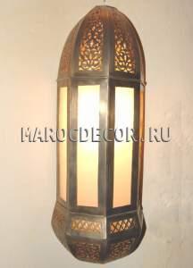 Светильник для хамама в марокканском стиле арт.82