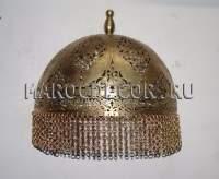 Светильник для хамама в марокканском стиле арт.79