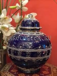 Марокканская ваза арт.VR-30