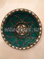 Марокканская тарелка арт.AS-58