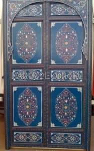 Марокканская дверь арт.MD-30